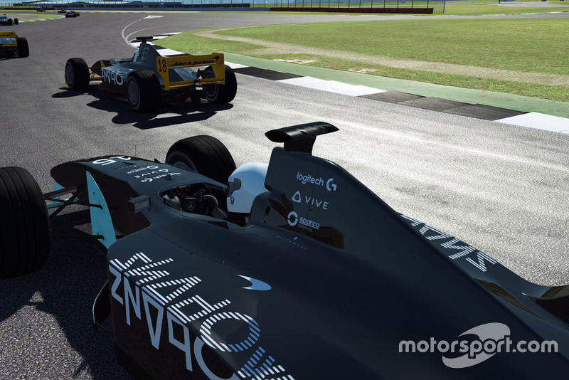 McLaren MP4/13 shadow