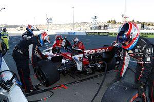 Graham Rahal, Rahal Letterman Lanigan Racing Honda se retira