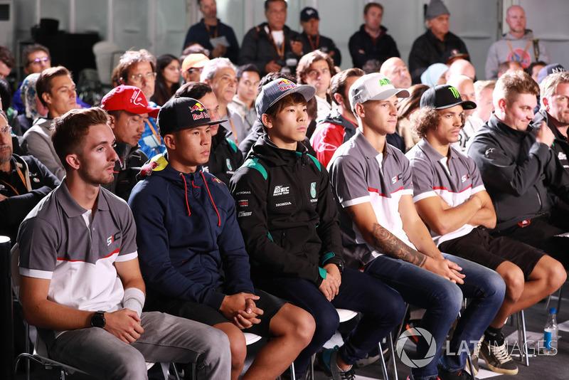 Petronas Yamaha Sepang Racing conferencia de prensa