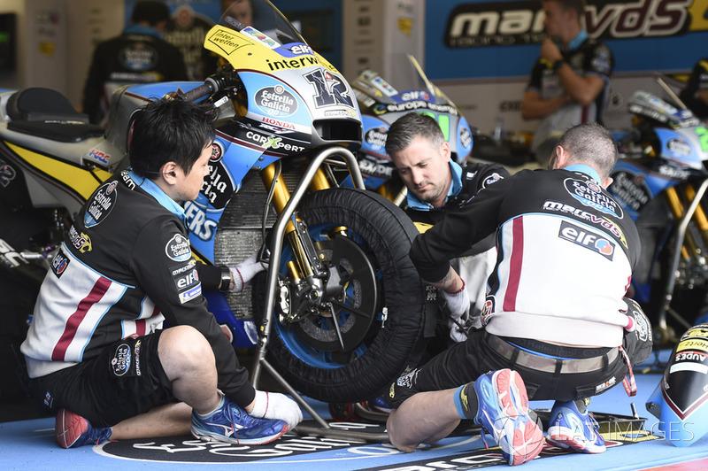 Team Marc VDS