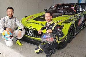 Joel Camathias, Mauro Calamia, Mercedes AMG GT3, Swiss Team