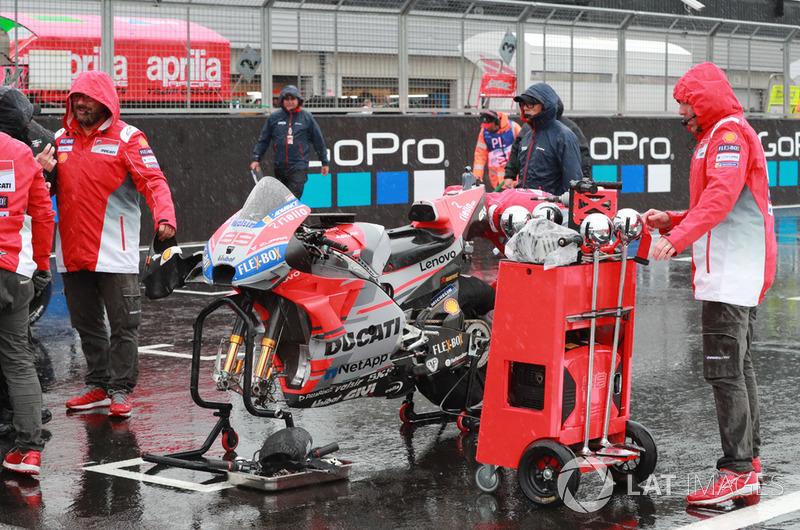 MotoGP Inggris 2018