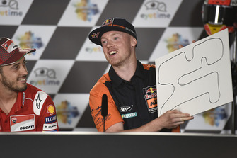 Bradley Smith, Red Bull KTM Factory Racing, ideal circuit