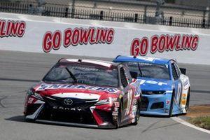 Kyle Busch, Joe Gibbs Racing, Toyota Camry Snickers