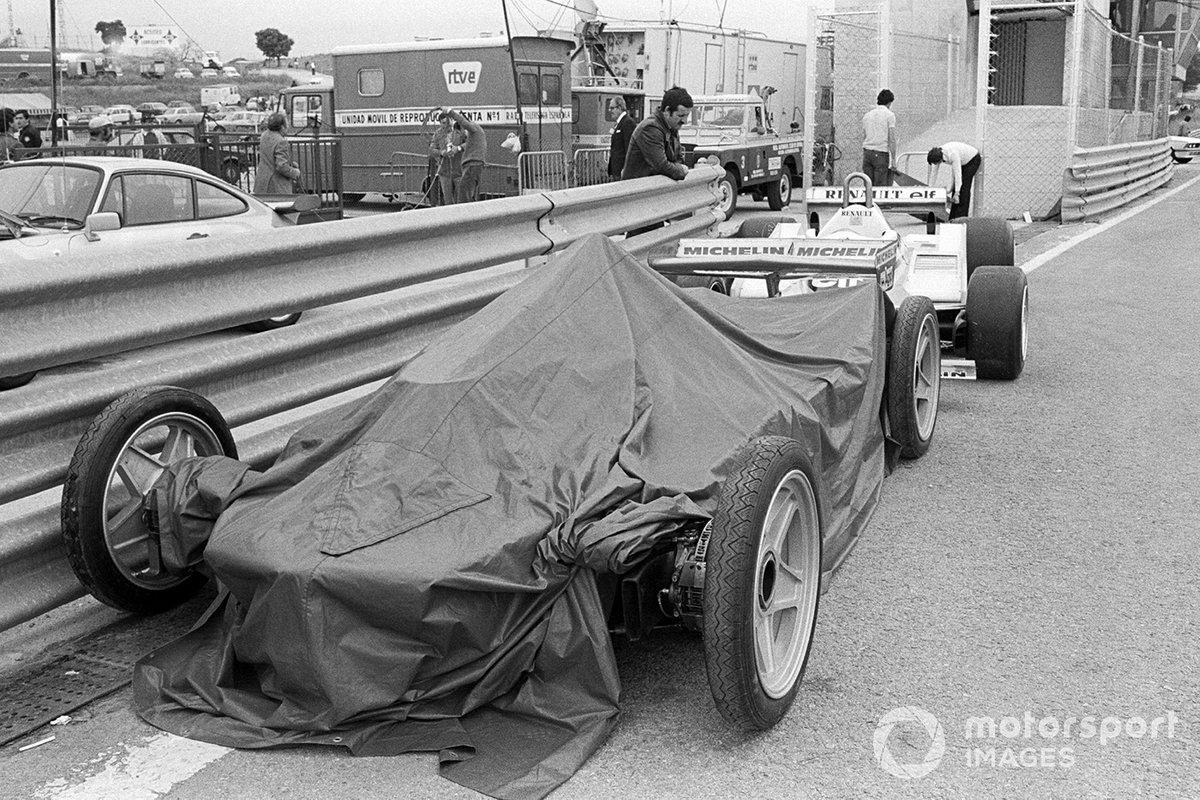 Три команды, верные Федерации, не хотели проблем для своих брендов, представленных и в других гонках. Ferrari, Renault и Alfa Romeo собрали вещи и тоже покинули «Хараму»