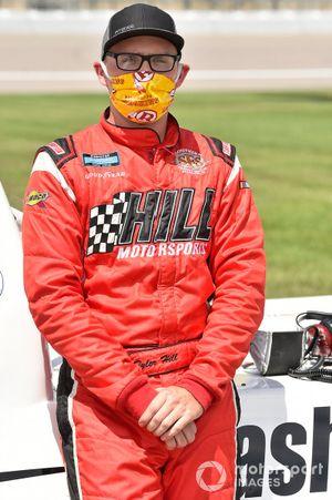 Tyler Hill, Hill Motorsports, Hill Motorsports Chevrolet Silverado