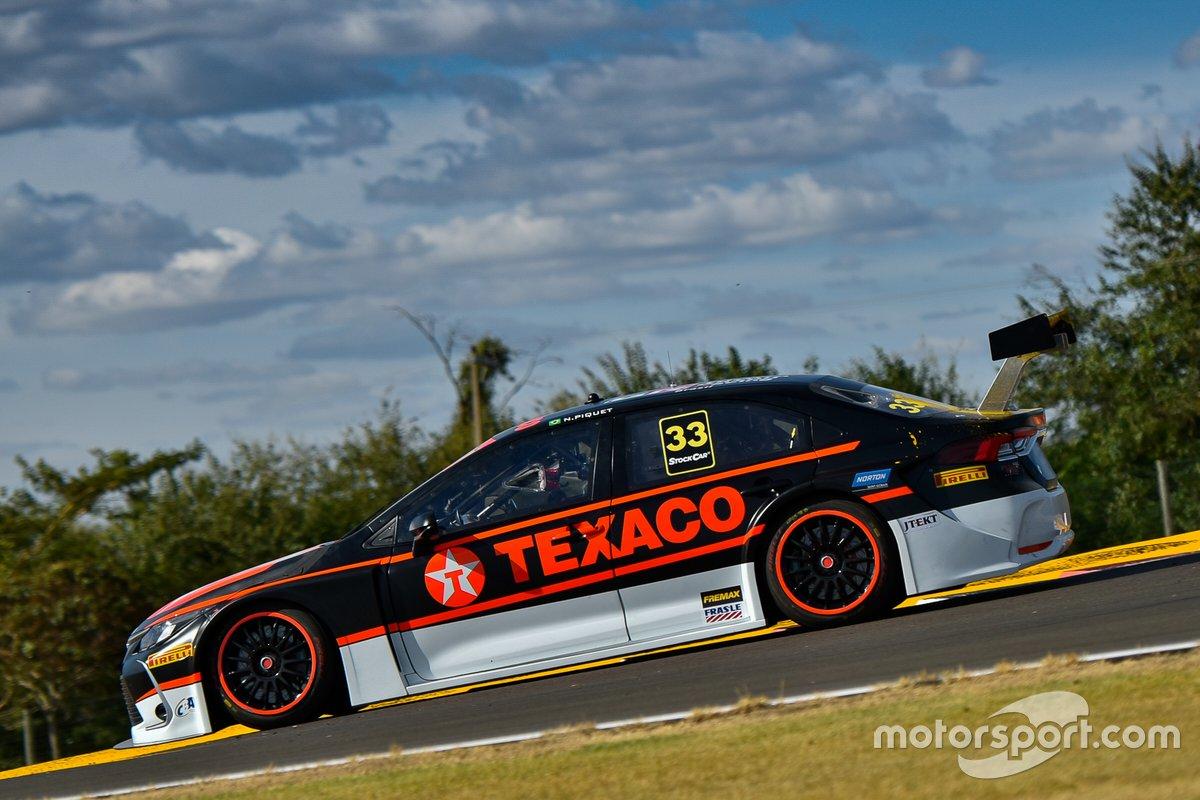 Nelsinho Piquet, piloto da Full Time Sports na Stock Car