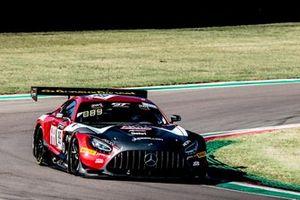 #89 AKKA ASP Mercedes-AMG GT3: Benjamin Hites, Lucas Legeret, Alex Fontana