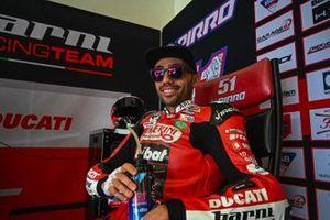 Michele Pirro, Barni Racing Team, Ducati