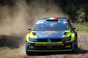 Alessandro Re, Paolo Zanini, Gass Racing-HK, Volkswagen Polo R5