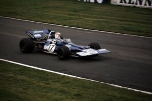 Jackie Stewart, Tyrrell 001-Ford Cosworth