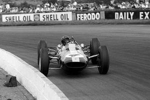 Drift: Jim Clark, Lotus 25