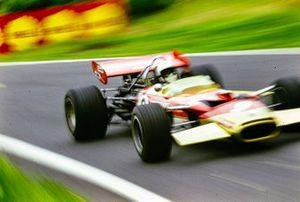 Alex Soler-Roig, Lotus 49C Ford