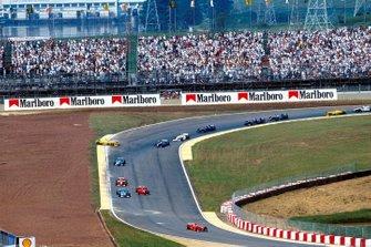 Dreher: Ralf Schumacher, Jordan 198