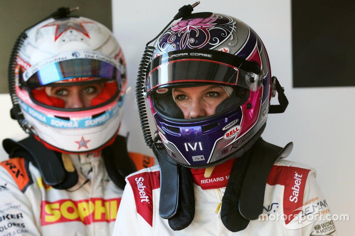 #50 Richard Mille Racing Team Oreca 07 - Gibson: Katherine Legge, Sophia Flörsch