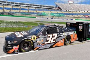 Corey LaJoie, Go FAS Racing, Ford Mustang Keen Parts