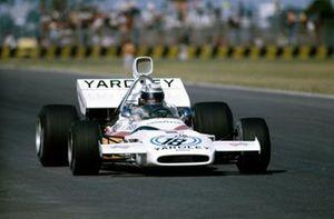 Peter Revson, McLaren M19A Ford, GP d'Argentina del 1972