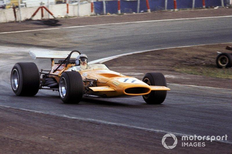 Bruce McLaren, McLaren M14A