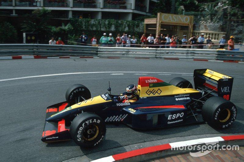 #30: Aguri Suzuki (Larrousse)