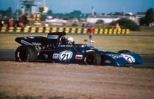 Jackie Stewart, Tyrrell 003 Ford, GP d'Argentina del 1972