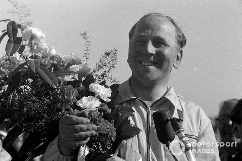 Reg Parnell - Grã-Bretanha 1950 (3º)