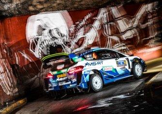 Эсапекка Лаппи и Янне Ферм, Ford Fiesta WRC