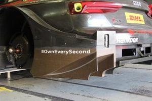 Audi RS 5 DTM detail, shoe box