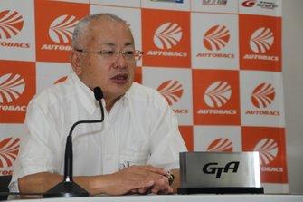 坂東正明 GTA代表(Masaaki Bandoh chairman of GTA)