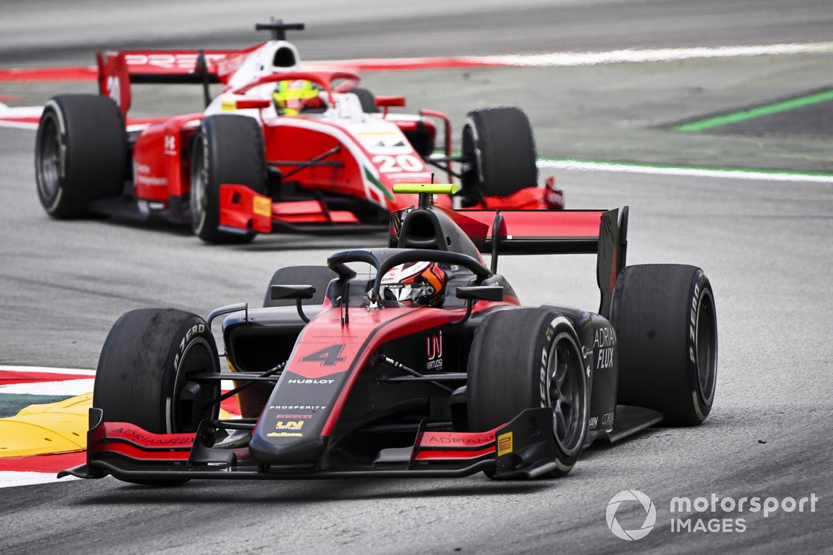 Callum Ilott, UNI-VIRTUOSI, Mick Schumacher, Prema Racing
