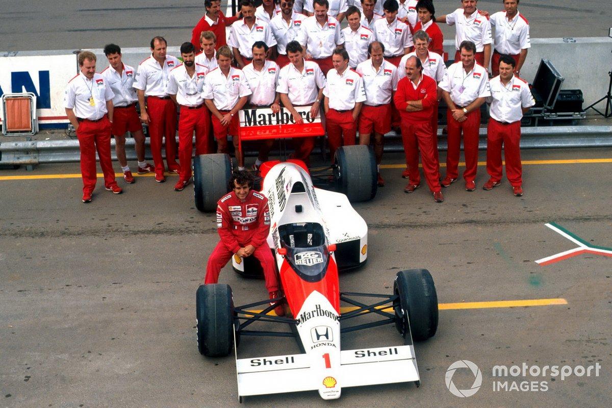 Alain Prost, 4 şampiyonluk