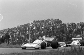 Jean-Pierre Beltoise, Matra MS120B, Jo Siffert, BRM P160, Clay Regazzoni, Ferrari 312B2
