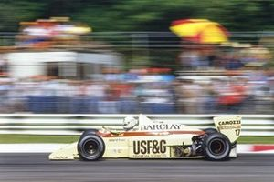 Christian Danner, Arrows A8 BMW