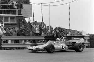 Denny Hulme, McLaren M19A Ford