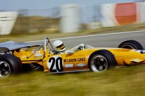 Peter Gethin, McLaren M14A