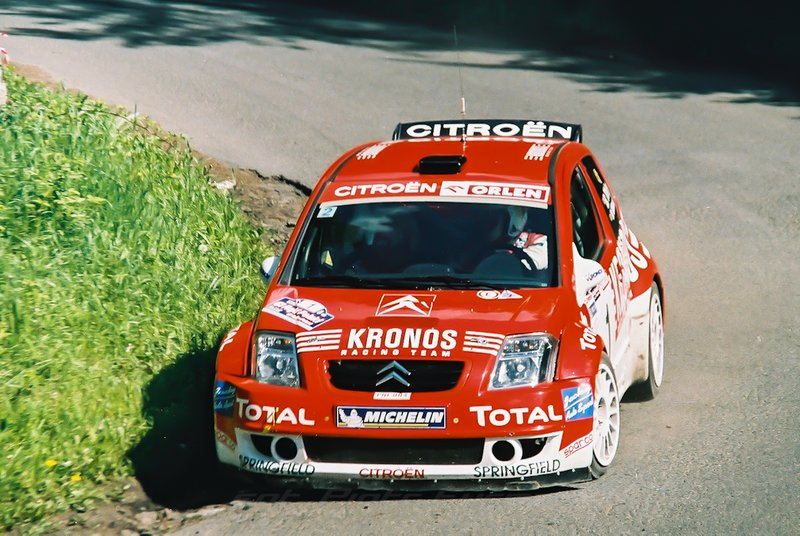 Bruno Thirry, Nicolas Gilsoul, Citroen C2 S1600