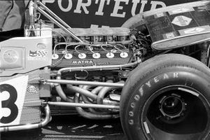 The Matra V12 engine