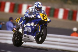 Joan Garriga, Yamaha, GP del Giappone del 1991 classe 500cc
