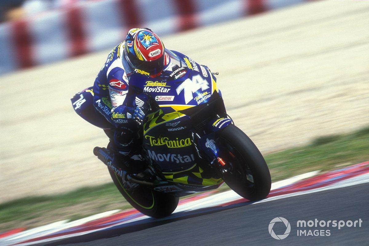 2003: Daijiro Katoh (Honda RC211V)