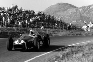 Stirling Moss, Lotus 18 Climax