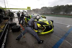 #14 AIM Vasser Sullivan Lexus RC F GT3: Jack Hawksworth, Aaron Telitz