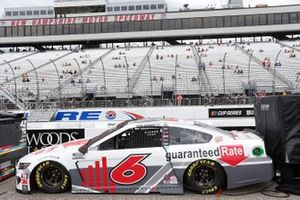 Ryan Newman, Roush Fenway Racing, Guaranteed Rate Ford Mustang