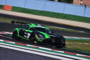 Davide Roda, Loris Spinelli, AKM Motorsport, Mercedes AMG GT3