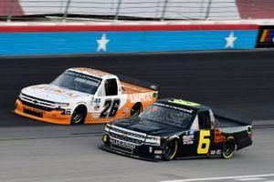 Norm Benning, Norm Benning Racing Chevrolet Silverado H & H Transport and Tyler Ankrum, GMS Racing, Chevrolet Silverado Liuna!