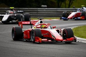 Mick Schumacher, Prema Racing and Luca Ghiotto, Hitech Grand Prix