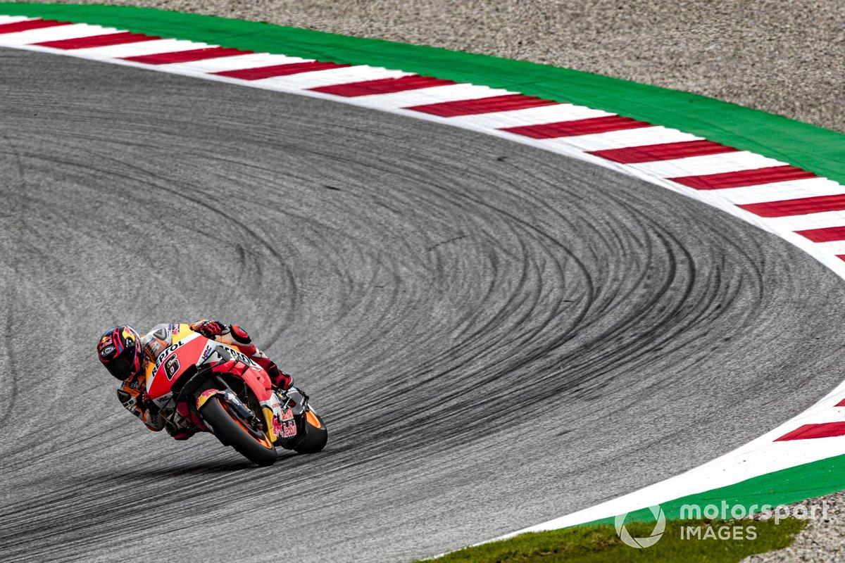 Stefan Bradl , Austrian MotoGP