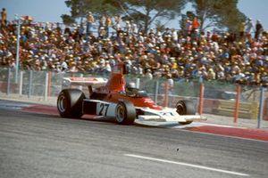 Mario Andretti, Parnelli VPJ4