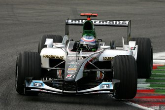 Gianmaria Bruni, Minardi Cosworth PS04B