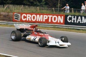 Jackie Oliver, BRM P160B