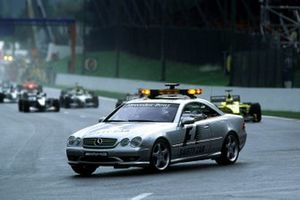 Safety Car deployment under wet conditions