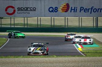 De Salvo, Porsche Esports Carrera Cup Italia Prologo 2020